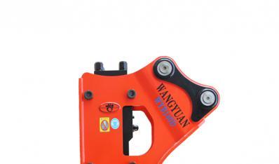 液压破碎锤:夹板作业时的防范5条事项