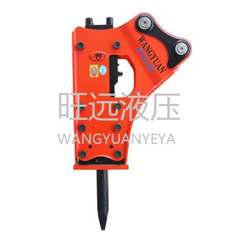 旺远液压破碎锤的使用方法(一)